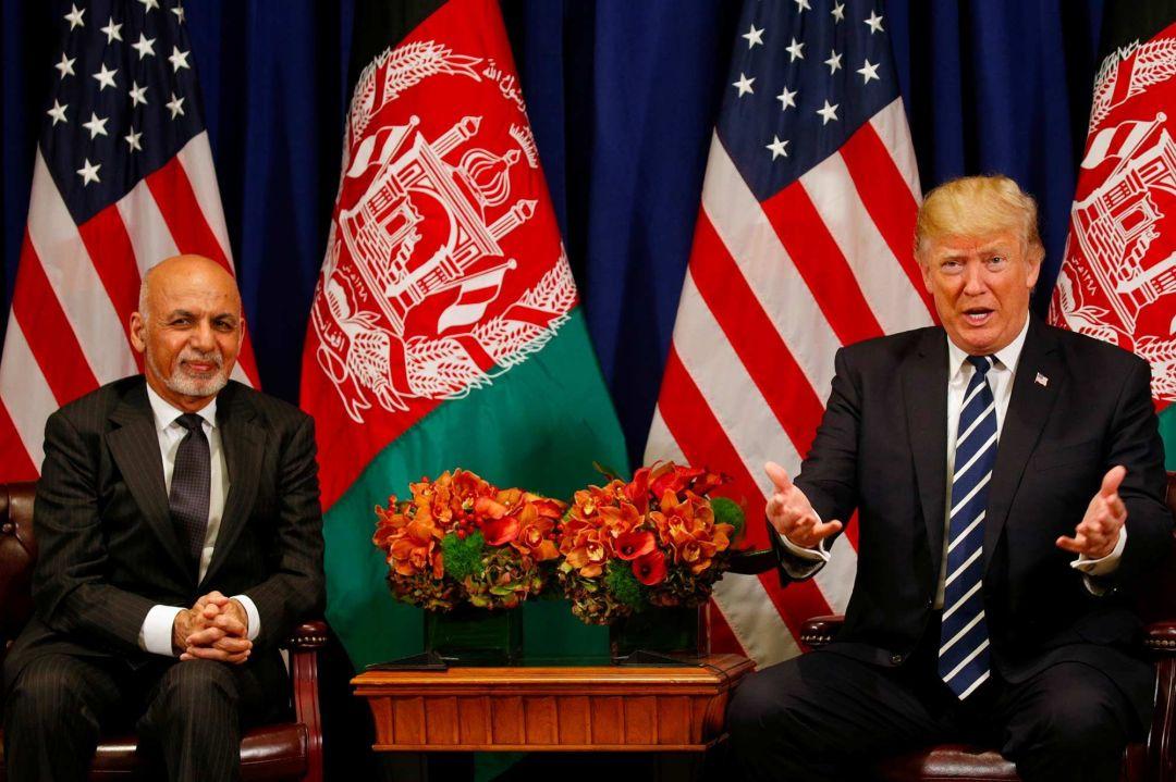 Le-president-Ghani-demande-des-eclaircissements-a-Trump-apres-sa-sortie-sur-l-Afghanistan